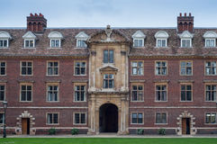 Wiskundige Brug, Cambridge Royalty-vrije Stock Fotografie