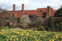Wisley Gardens Stock Images