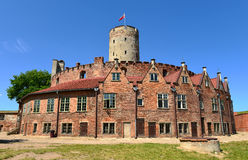 Wisloujscie fortess Royalty Free Stock Photography