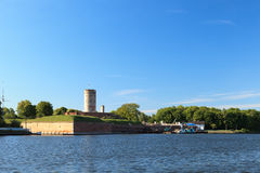 Wisloujscie fortress Royalty Free Stock Image