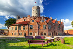 Wisloujscie fortress in Gdansk Stock Images
