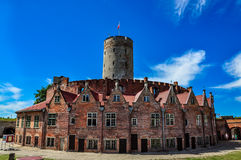 Wisloujscie fortress, Gdansk, Poland Stock Images