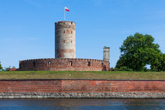 Wisloujscie Fortress. Royalty Free Stock Image