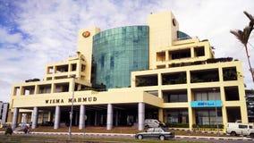 Wisma Mahmud Building fotografia de stock royalty free
