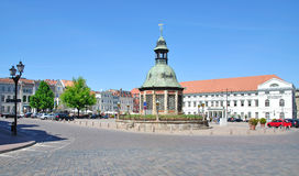Wismar,Baltic Sea,Germany Stock Photography