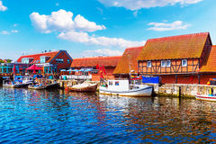 Wismar, Germany Royalty Free Stock Photos