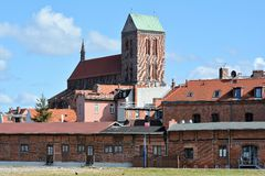 Wismar Royalty Free Stock Photo