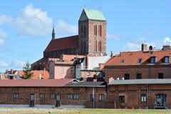 Wismar Royalty Free Stock Photo