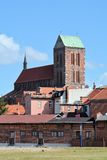 Wismar Royalty Free Stock Images