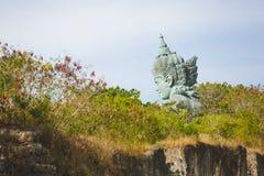 Wisnu statue Stock Images