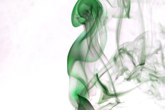 Wisp of Smoke Royalty Free Stock Image
