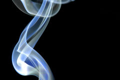 Wisp of Smoke Royalty Free Stock Photos