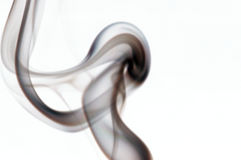 Wisp of Smoke Stock Photography