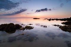 Wisper de la mer Photo libre de droits