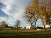 Wispers del otoño imagenes de archivo