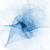 Wispy blue background. Light, wispy blue abstract design Royalty Free Stock Image
