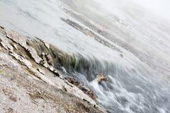 Wispy strumień Zdjęcia Stock