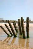 Wissant Coast line Stock Photo