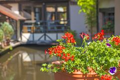 Wissembourg, Alsace, France Royalty Free Stock Images