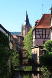 Wissembourg Stock Image