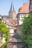 Wissembourg, Elsass, Frankreich Lizenzfreies Stockbild