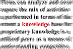 Wissen Stockfotos