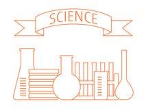 wissenschaft stock abbildung
