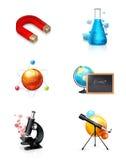 Wissenschaft, Set Stockfotografie