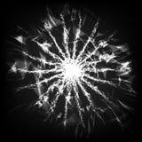 Wissenschaft und Technik-Hintergrund Futuristische Technologieart Moderner Hintergrund für Geschäfts-Darstellungen Abstraktes glü Lizenzfreies Stockfoto
