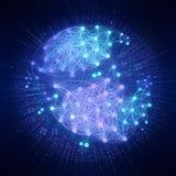 Wissenschaftliche Daten Lizenzfreies Stockfoto