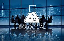 Wissenschaftliches Biochemie-Genetik-Technik-Konzept lizenzfreie stockfotos