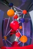 Wissenschafts-Festival 2009 - Bindungen zwischen Atomen Stockfoto