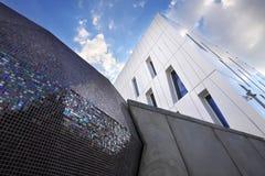 Wissenschafts-Gebäude Stockfoto
