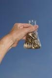 Wissenschafts-Unkosten lizenzfreies stockbild