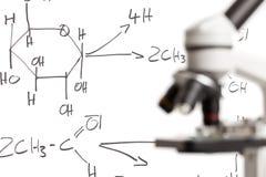 Wissenschaftsbildung Lizenzfreies Stockbild