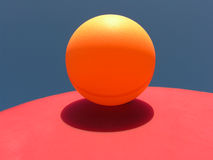 śwista pong Fotografia Stock