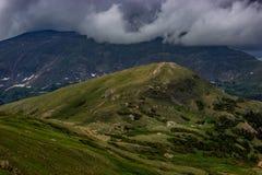Świstaka punkt Chapin i góra Fotografia Royalty Free