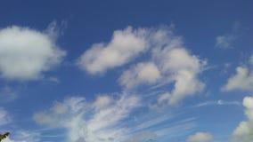 Wistful απόλαυση των σύννεφων στοκ εικόνες