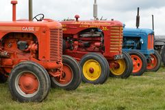 Wiston Steam Rally. Royalty Free Stock Images