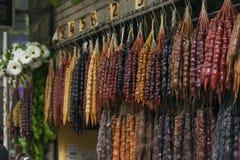 Wiszący zazębianie piękny barwiący smakowity Fotografia Royalty Free