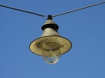 wisząca lampowa ulica Zdjęcie Royalty Free