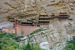 Wiszący monaster Obrazy Stock