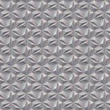 Wit abstract concrete oppervlaktepatroon het 3d teruggeven Stock Afbeeldingen