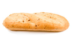 Wit brood. Royalty-vrije Stock Afbeelding