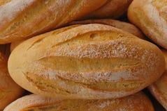 Wit brood Royalty-vrije Stock Afbeelding
