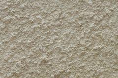 Wit cement en concrete muur voor achtergrond en patroon Royalty-vrije Stock Afbeeldingen