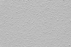 Wit cement en concrete muur voor patroon en bac Royalty-vrije Stock Foto