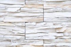 Wit de muurdecor van de baksteensteen Royalty-vrije Stock Afbeelding