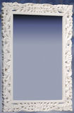 Wit Decoratief Frame Royalty-vrije Stock Foto's