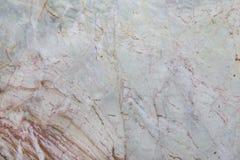 Wit en rood marmeren textuur abstract patroon als achtergrond Stock Foto
